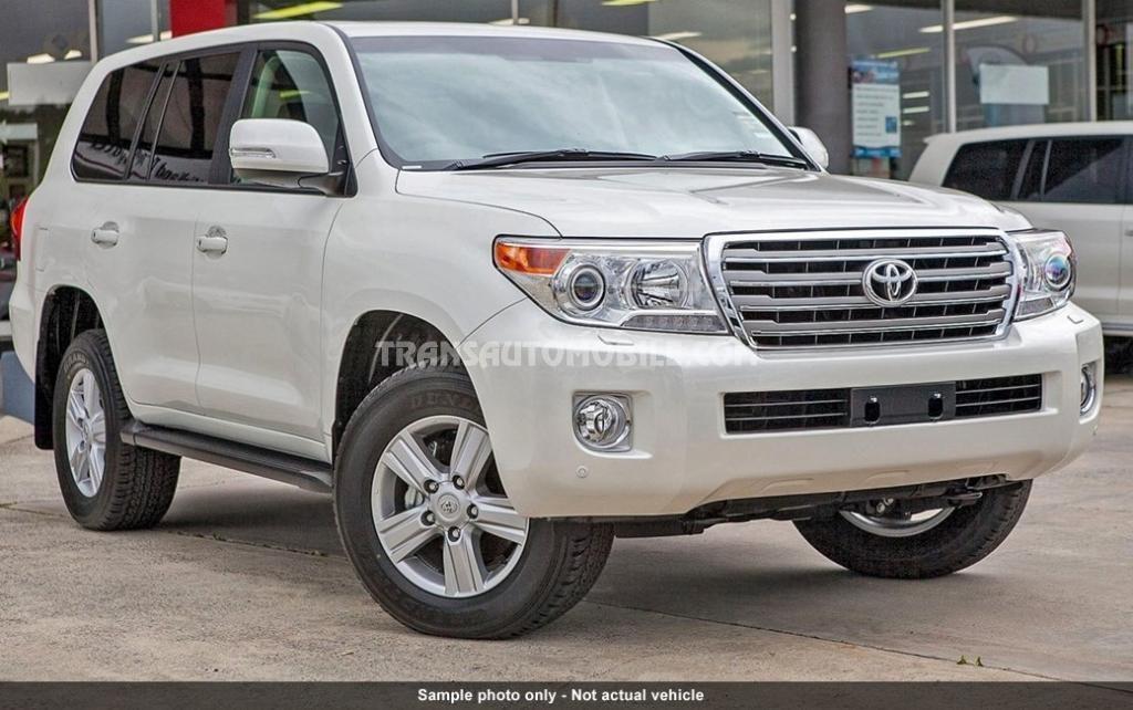 Toyota - Anuncios exportación Toyota Land Cruiser 200 Station Wagon, nuevos o de ocasión - Export Toyota Land Cruiser 200 Station Wagon