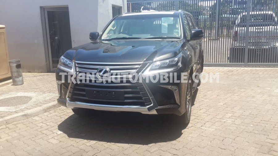 Import / export Lexus Lexus LX 570  Benzine Luxe Sport  - Afrique Achat