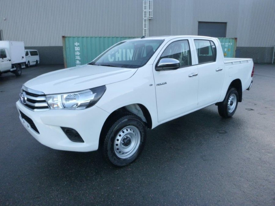 Export TOYOTA Hilux/REVO Pick Up 4x4 Pick up double cabin 2.5L D4D  PACK SAFETY