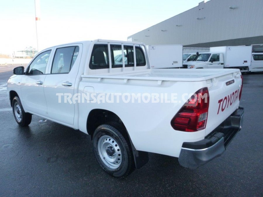 hilux revo pick up double cabin brand new for sale 1862. Black Bedroom Furniture Sets. Home Design Ideas
