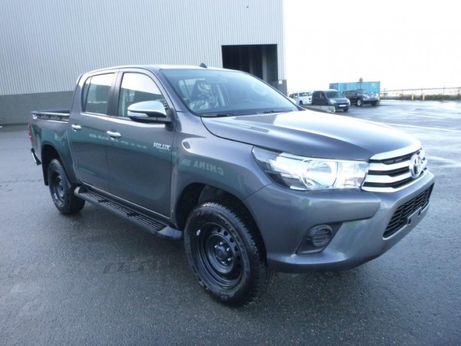 Export TOYOTA Hilux/REVO Pick Up 4x4 Pick up double cabin 2.5L D4D  LUXE