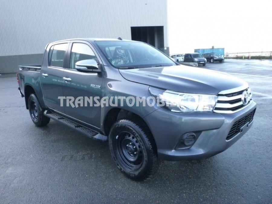 Toyota - Anuncios exportación Toyota Hilux/REVO Pick up double cabin, nuevos o de ocasión - Export Toyota Hilux/REVO Pick up double cabin