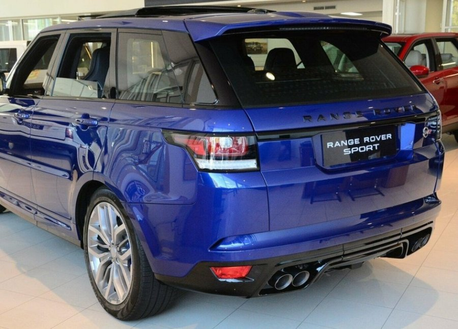 land rover range rover sport svr 4x4 neuf ref 1864. Black Bedroom Furniture Sets. Home Design Ideas
