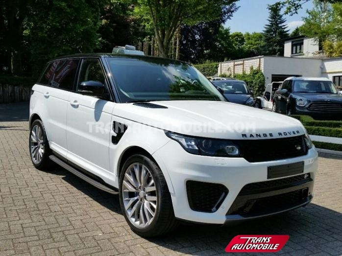 prix land rover range rover sport svr essence v8. Black Bedroom Furniture Sets. Home Design Ideas