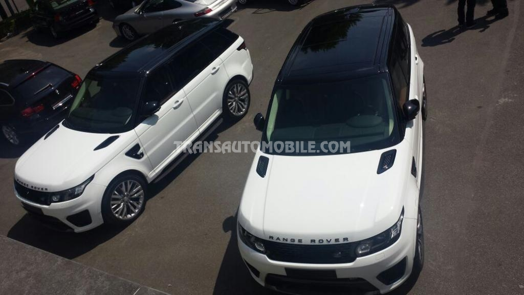 Price Land Rover Range Rover Sport Svr Petrol V8 Supercharged