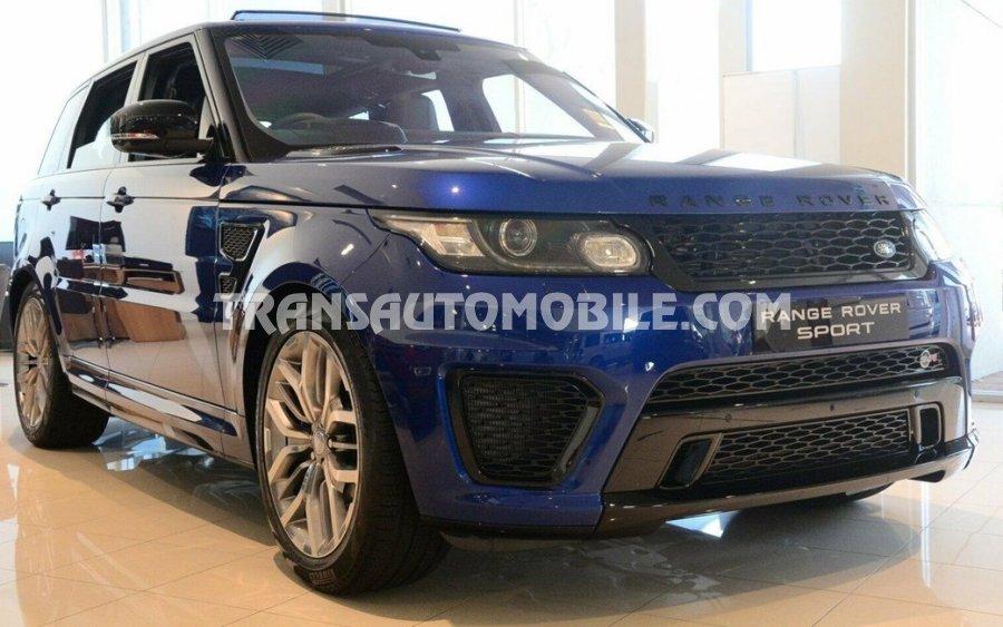 Land Rover Range Rover Sport SVR Essence V8 SuperCharged  550HP  (2017) RHD