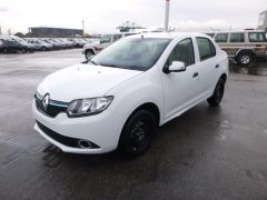 Renault Logan Export