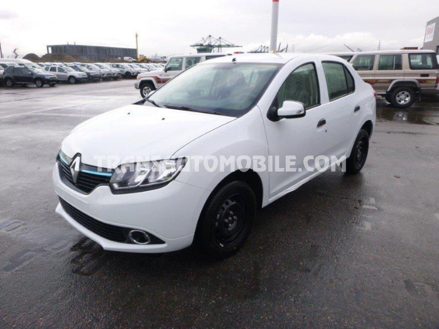 Import / export Renault Renault Logan  Benzine Standard  - Afrique Achat