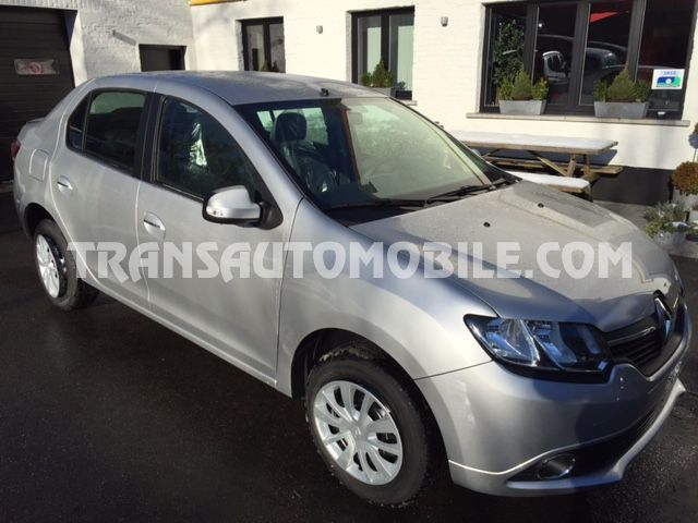 Export Berline Renault Logan, Neuf