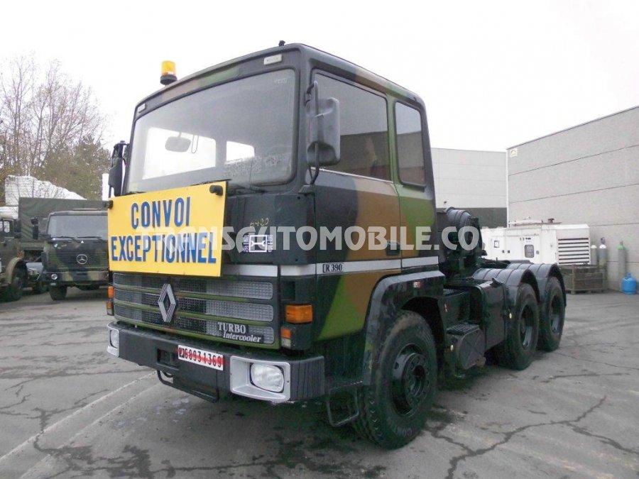 Import / export Renault Renault R390  Diesel   - Afrique Achat
