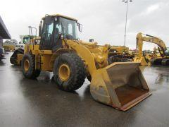 Caterpillar 950 h Exportación