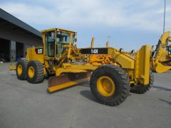 Exportation Caterpillar - Annonces export Caterpillar 14H , neufs ou d'occasion -  Exportation Caterpillar 14H