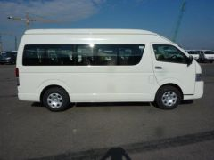 Toyota Hiace  Turbo Diesel High Roof Long Wheelbase  RHD