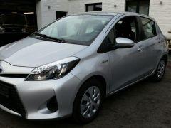 Toyota Yaris Export