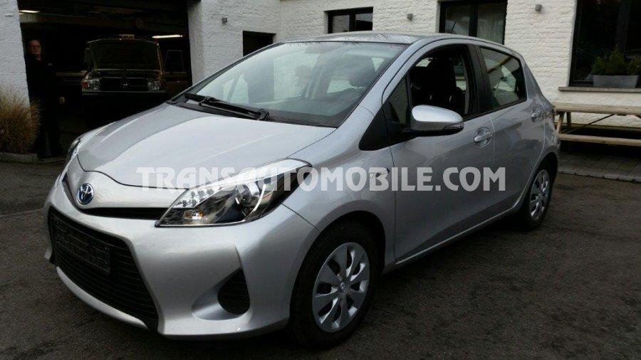 Toyota - Anuncios exportación Toyota Yaris 1.5 VVT-i CVT, nuevos o de ocasión - Export Toyota Yaris 1.5 VVT-i CVT