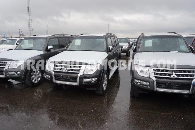 Import / export Mitsubishi Mitsubishi Pajero / Montero  Turbo Diesel GLX  - Afrique Achat