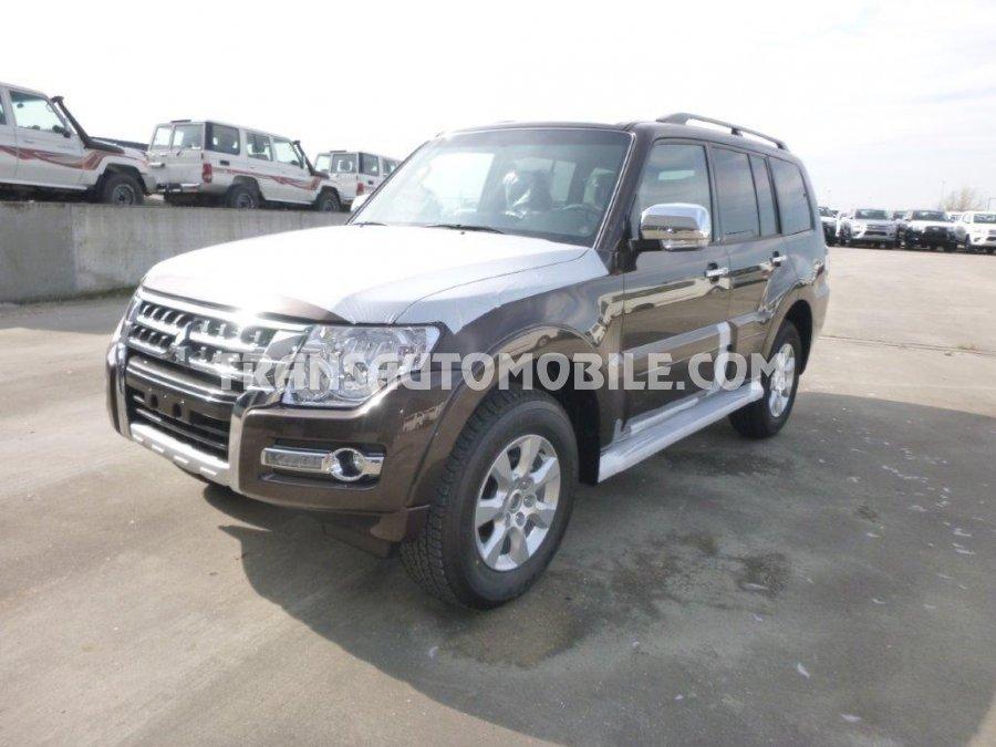 Import / export Mitsubishi Mitsubishi Pajero / Montero  Turbo Diesel GLS  - Afrique Achat