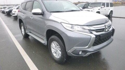 Mitsubishi Pajero-Montero Sport Exportation