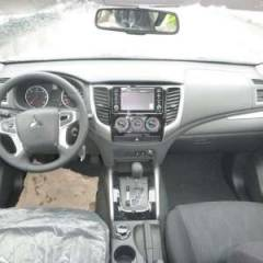 Mitsubishi Pajero-Montero Sport  Diesel
