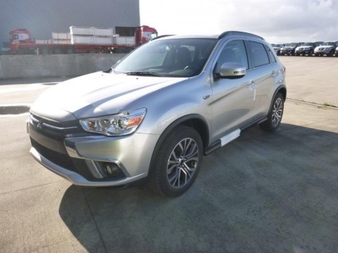 Export Mitsubishi - Export advertisements Mitsubishi ASX . New or used -  Export Mitsubishi ASX