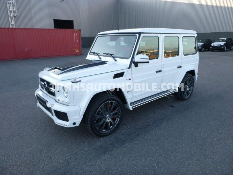Mercedes - Export advertisements Mercedes G 700 BRABUS. New or used - Export Mercedes G 700 BRABUS
