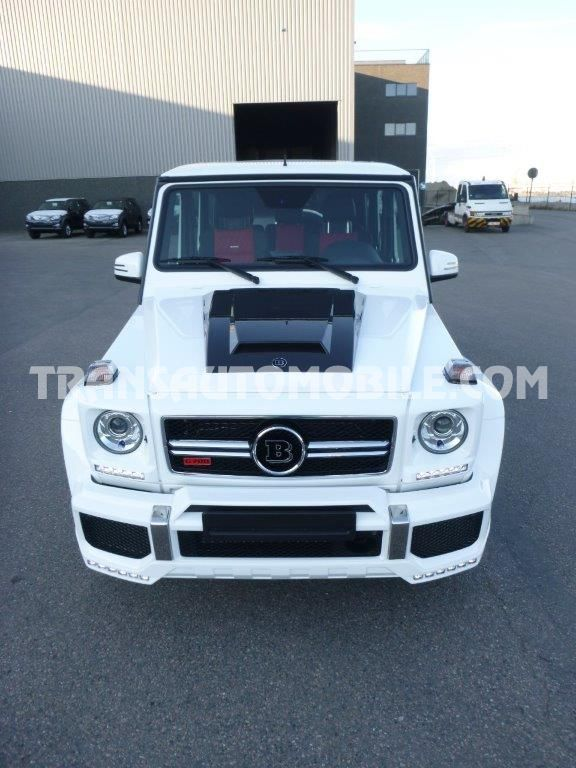 price mercedes g 700 brabus petrol mercedes africa export 1906. Black Bedroom Furniture Sets. Home Design Ideas