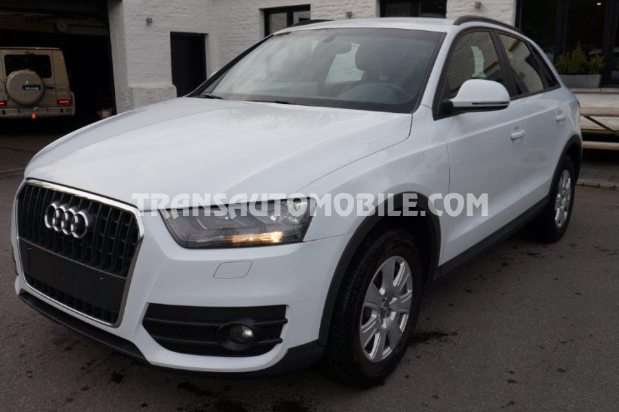 audi q3 sport tdi mmi suv occasion ref 1908. Black Bedroom Furniture Sets. Home Design Ideas