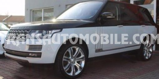 Import / export Land Rover Land Rover Range Rover SV Autobiography Essence V8 LWB  - Afrique Achat