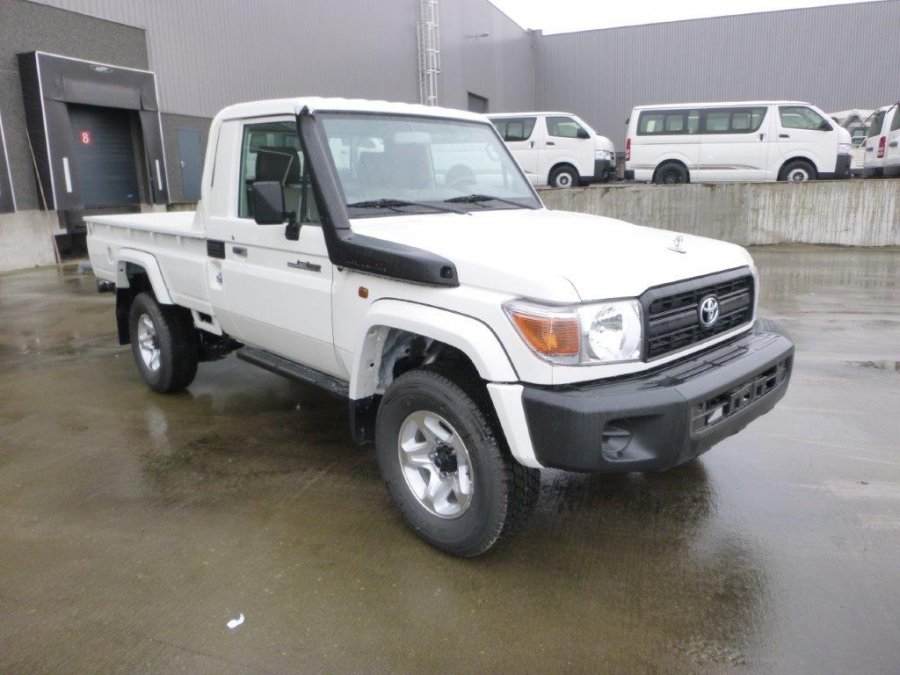 TOYOTA Land Cruiser Pick Up 4x4 79 Pick up 4.2L HZJ 79 SIMPLE CABINE ABS-AB LTD  HZJ 79 SIMPLE CABIN