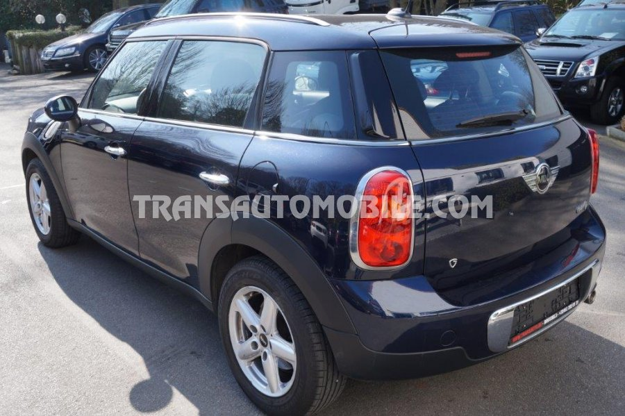 countryman cooper d occasion vendre 1919 toyota afrique. Black Bedroom Furniture Sets. Home Design Ideas