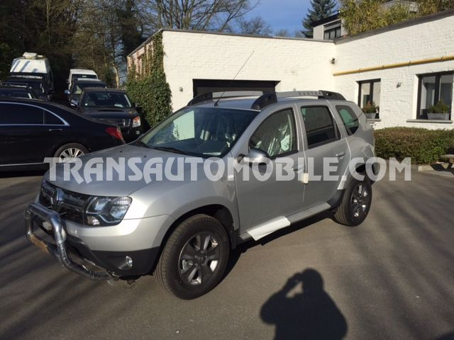 Export SUV Renault Duster, Neuf