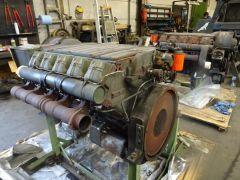 Deutz F10L413F  Diesel