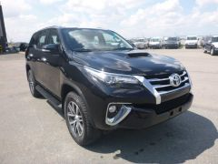 Export Toyota Fortuner