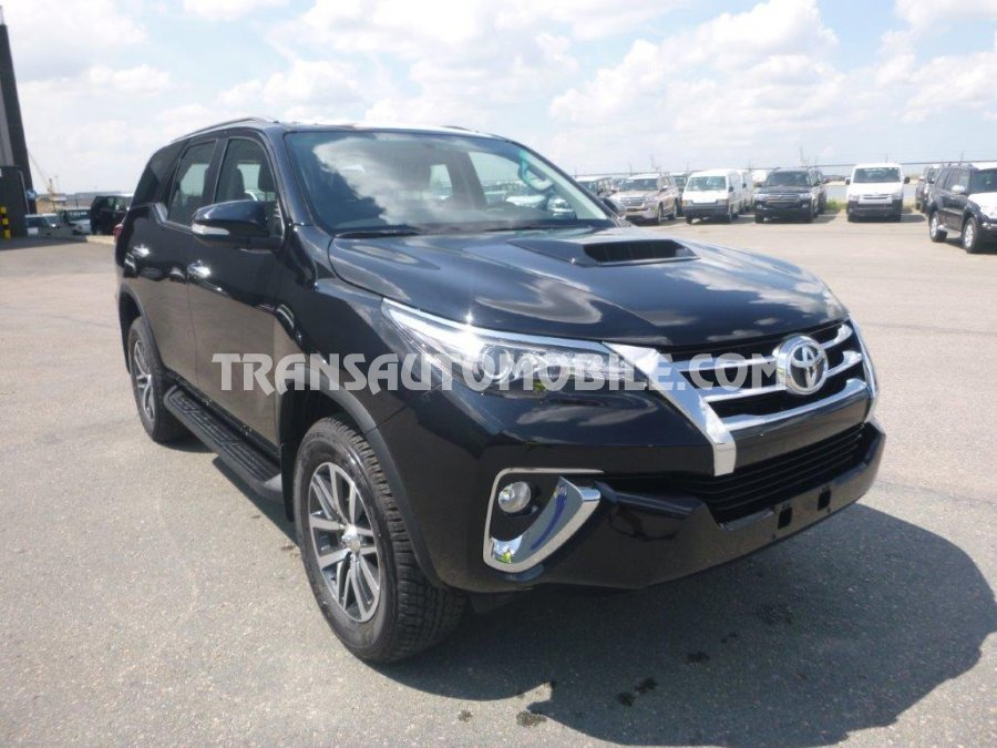 Import / export Toyota Toyota Fortuner  Turbo Diesel Limited 2016  (2016) - Afrique Achat