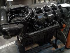 Mercedes OM 502LA 11/1  Diesel