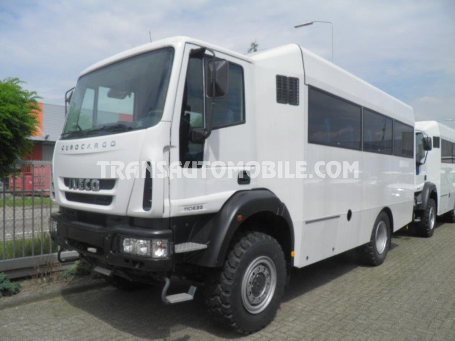 Import / export Iveco Iveco EUROCARGO ML110E22WS Gasóleo   - Afrique Achat