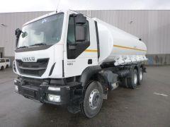 Export Iveco Eurotrakker AD380T42H