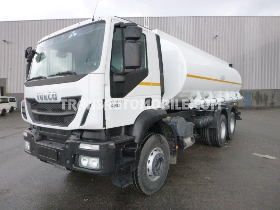 Import / export Iveco Iveco Eurotrakker AD380T38H Diesel   - Afrique Achat