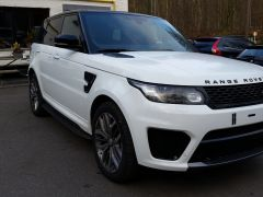 Land Rover - Annonces export Land Rover Range Rover Sport SVR, neufs ou d'occasion - Export Land Rover Range Rover Sport SVR
