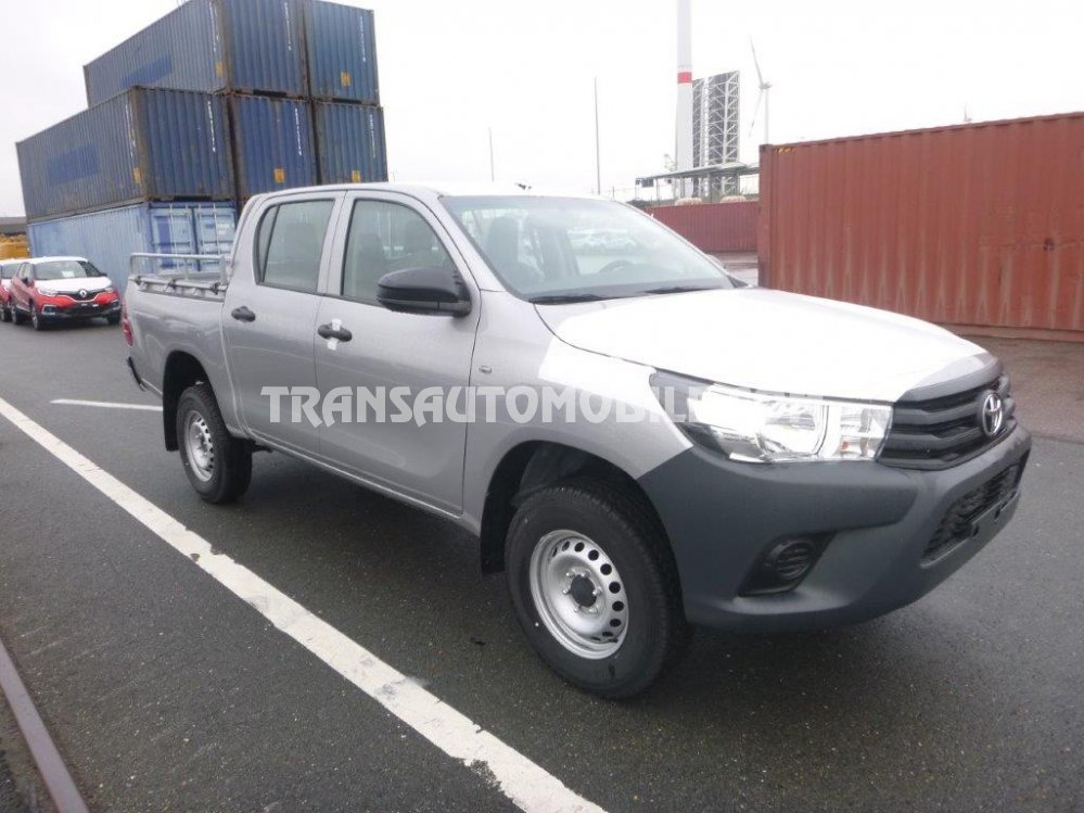 Toyota Hilux / Revo Pick up double cabin Gasóleo Pack Security