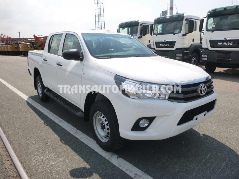 Toyota Hilux / Revo Pick up double cabin Diesel Medium