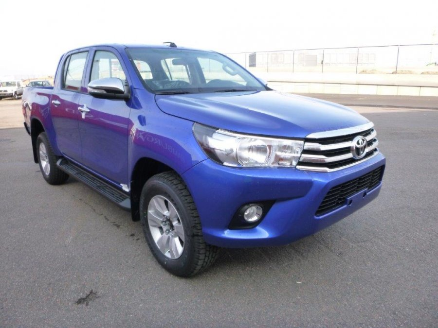 Export TOYOTA Hilux/REVO Pick Up 4x4 Pick up double cabin 3.0L D LUXE