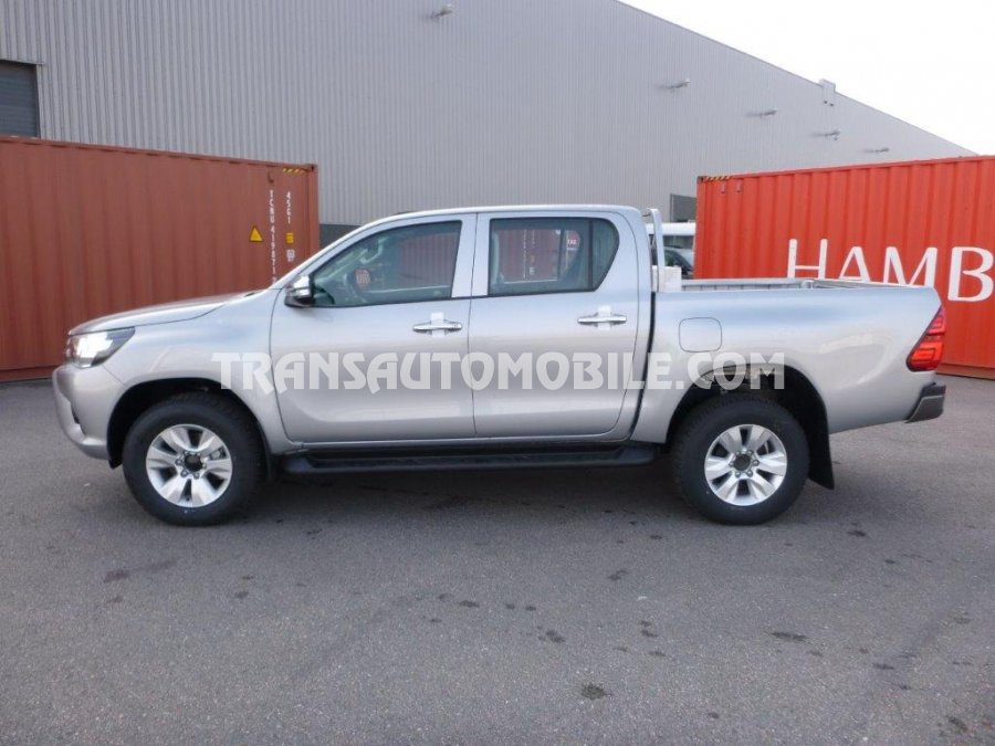 prix toyota hilux revo pick up double cabin diesel luxe. Black Bedroom Furniture Sets. Home Design Ideas