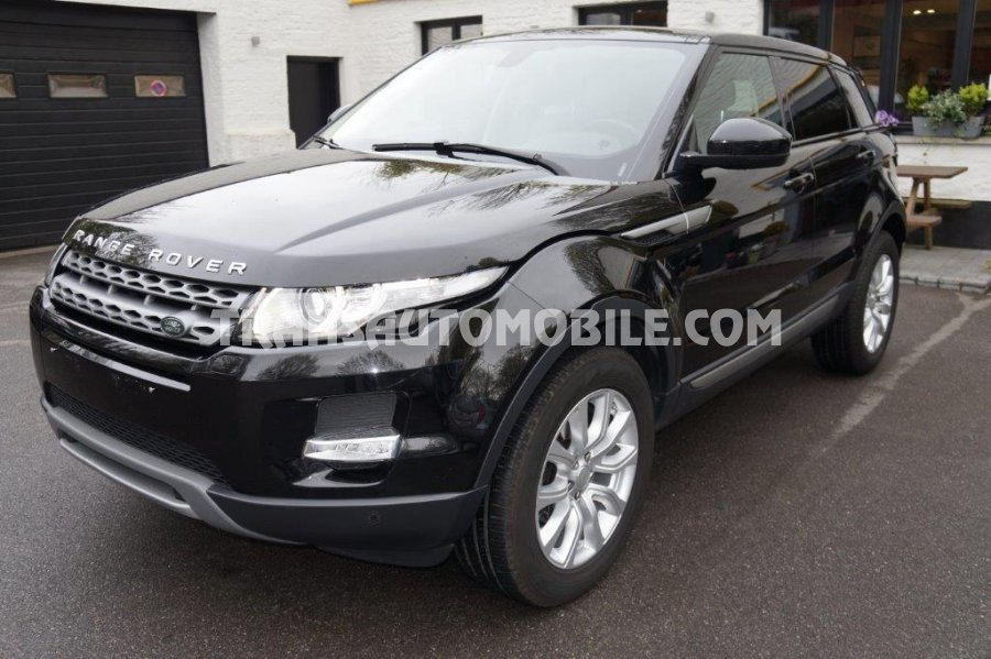 range rover evoque prix occasion range rover evoque prix. Black Bedroom Furniture Sets. Home Design Ideas