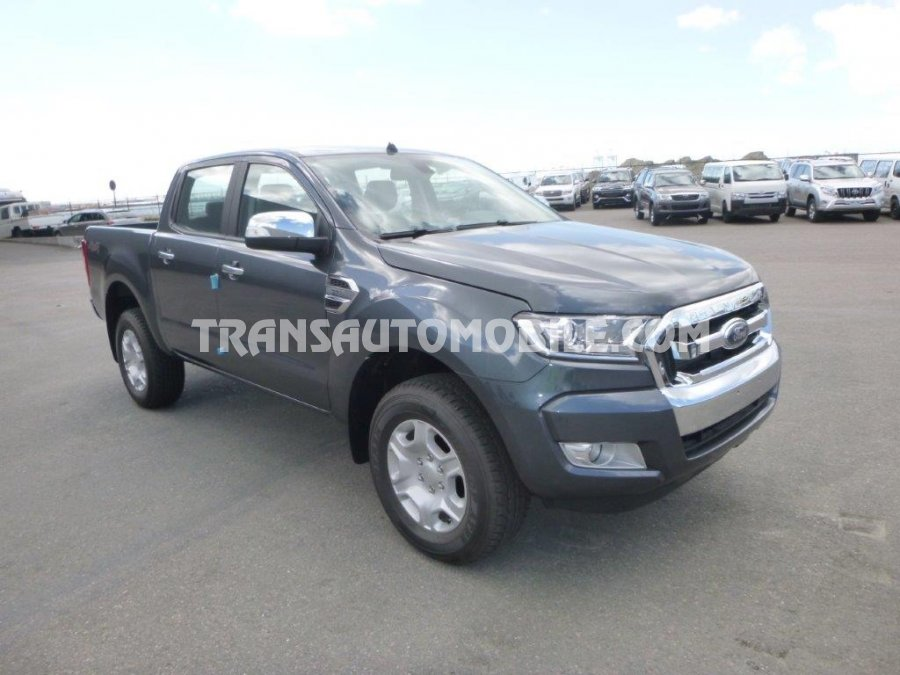 Import / export Ford Ford Ranger XLT Turbo Diesel   - Afrique Achat