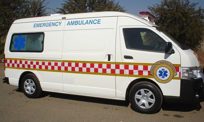 Export TOYOTA Hiace Ambulância  2.5L TD  AMBULANCE