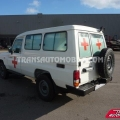 Import / export Toyota Toyota Land Cruiser V8 Diesel  Ziekenwagen  - Afrique Achat