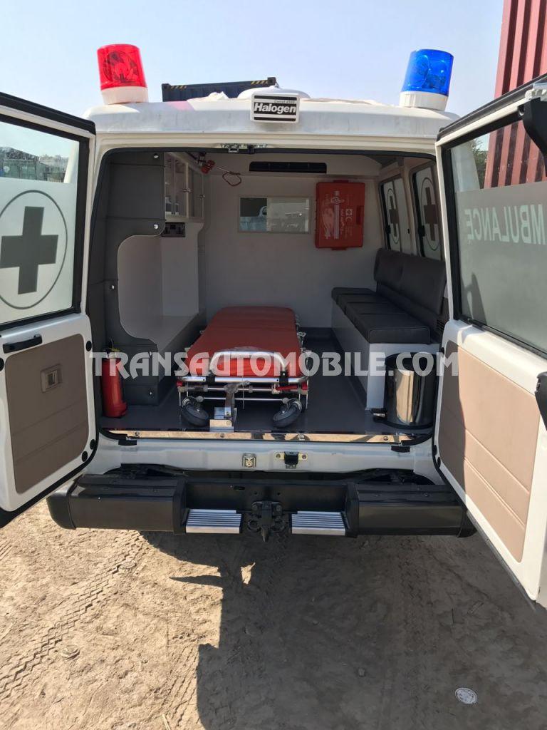 8094c8e9b6f393 Price Ambulances Toyota Land Cruiser Vdj 78 4.5l Td Diesel - Toyota Africa  Export - 1959
