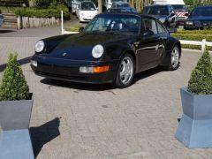 Export Porsche - Export advertisements Porsche 964 TURBO II. New or used -  Export Porsche 964 TURBO II