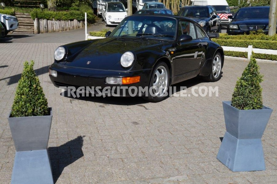 Export Classic Car Porsche 964, Second hand